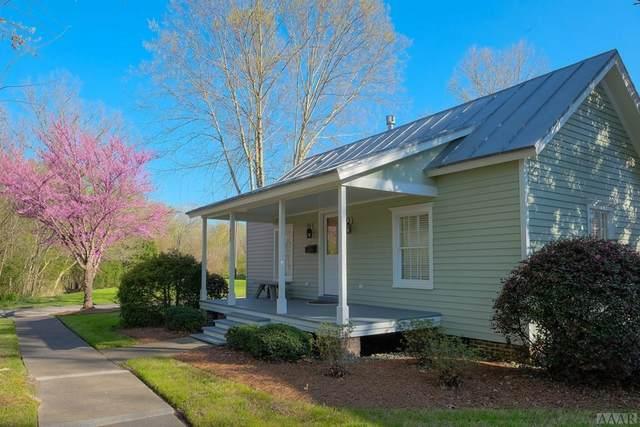 418 Phillips Street, Edenton, NC 27932 (MLS #99013) :: Chantel Ray Real Estate