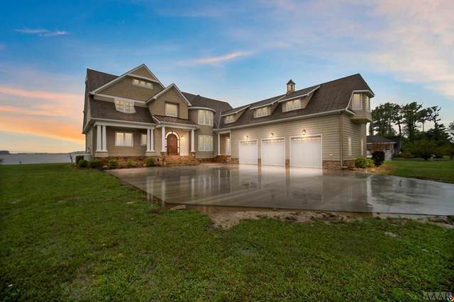 501 Pointe Vista Drive, Elizabeth City, NC 27909 (#99243) :: Austin James Realty LLC