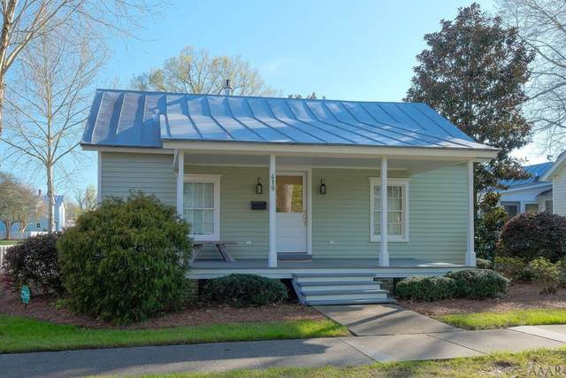 418 Phillips Street, Edenton, NC 27932 (MLS #99013) :: Chantel Ray Real Estate