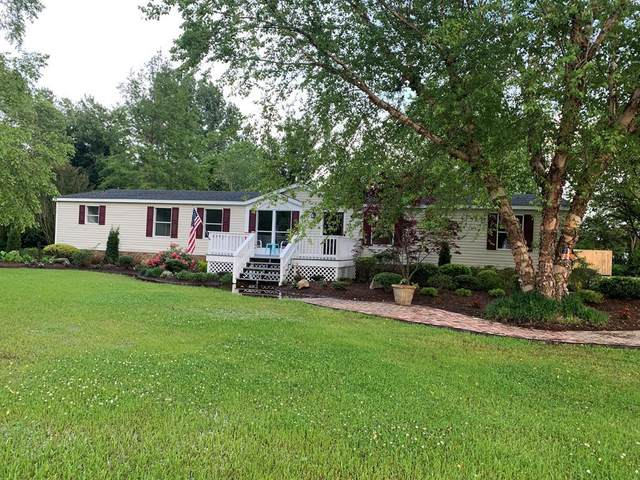 100 Travis Court, Coinjock, NC 27923 (MLS #99567) :: Chantel Ray Real Estate