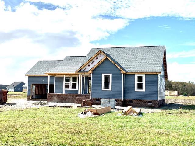 637 Sandy Hook Road, Shawboro, NC 27973 (MLS #96729) :: AtCoastal Realty