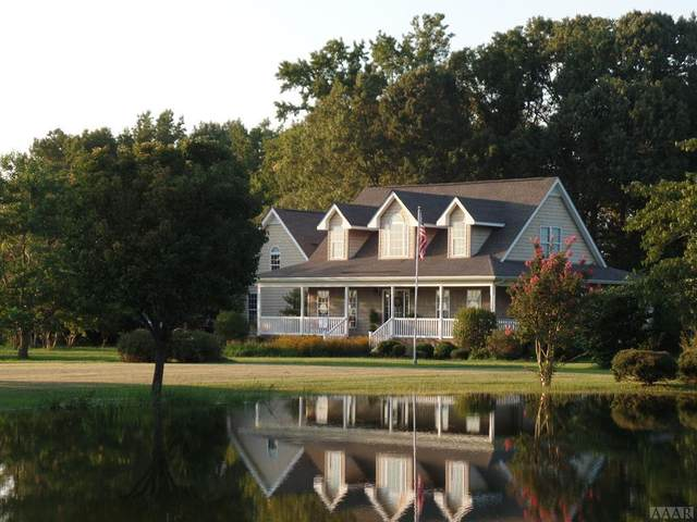 123 Atkins Way, Hertford, NC 27944 (MLS #97832) :: Chantel Ray Real Estate