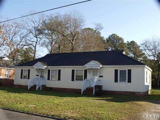 212-214 Pritchard Street, Elizabeth City, NC 27909 (#100334) :: The Kris Weaver Real Estate Team