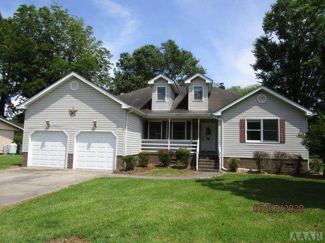1710 Edgewood Drive, Elizabeth City, NC 27909 (MLS #100436) :: AtCoastal Realty