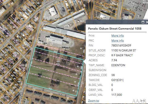 1100 Oakum Street N, Edenton, NC 27932 (#102645) :: Atlantic Sotheby's International Realty