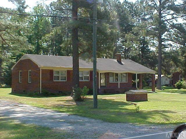 530 Ahoskie Cofield Rd, Ahoskie, NC 27910 (MLS #104791) :: AtCoastal Realty