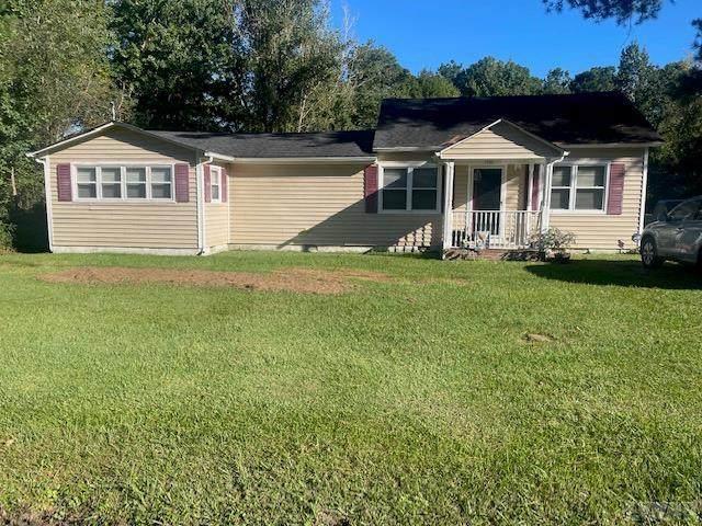 1552 Millpond Road, Elizabeth City, NC 27909 (MLS #105652) :: AtCoastal Realty