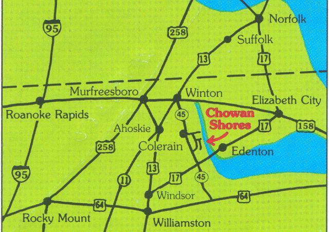 108 Chowan Shores Drive #95, Colerain, NC 27924 (#33709) :: Austin James Realty LLC