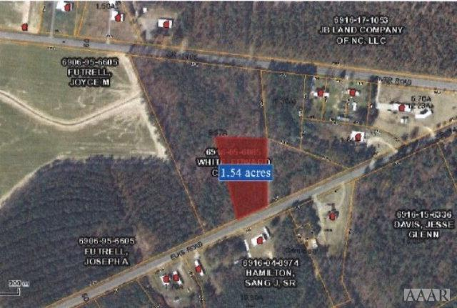 TBD Elks Road, Winton, NC 27986 (MLS #80802) :: AtCoastal Realty