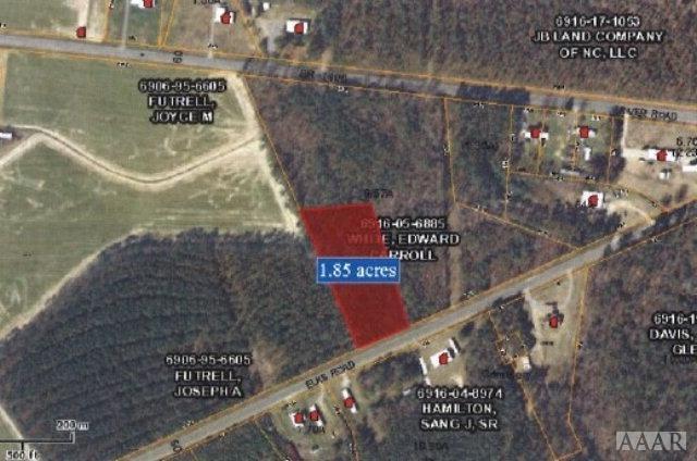TBD Elks Road, Winton, NC 27986 (MLS #80803) :: AtCoastal Realty