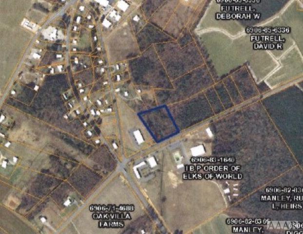 TBD Elks Road, Winton, NC 27986 (MLS #80809) :: Chantel Ray Real Estate