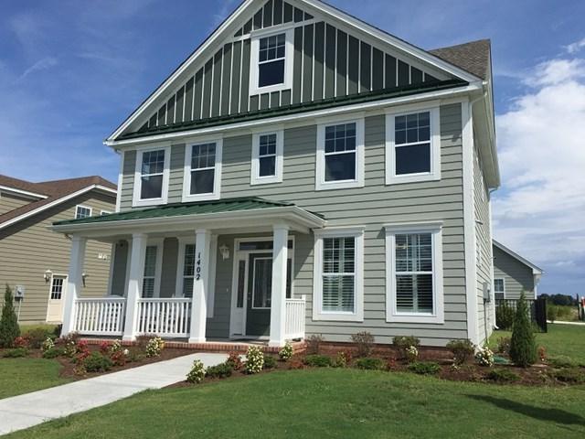 1402 London Street, Elizabeth City, NC 27909 (MLS #83966) :: Chantel Ray Real Estate