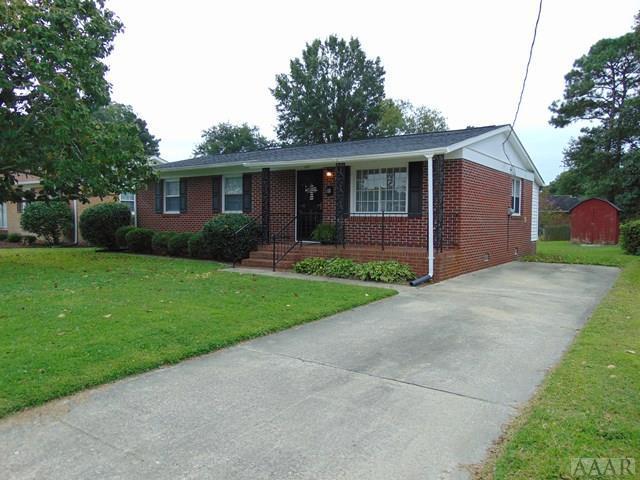 210 Albania Street, Edenton, NC 27932 (MLS #87989) :: Chantel Ray Real Estate