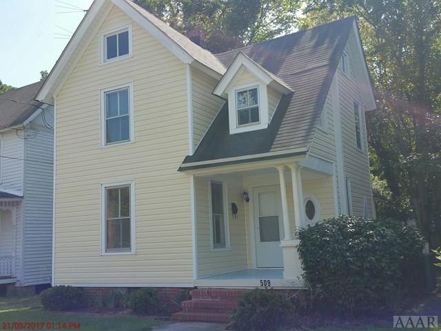 509 Cedar Street, Elizabeth City, NC 27909 (MLS #88119) :: Chantel Ray Real Estate