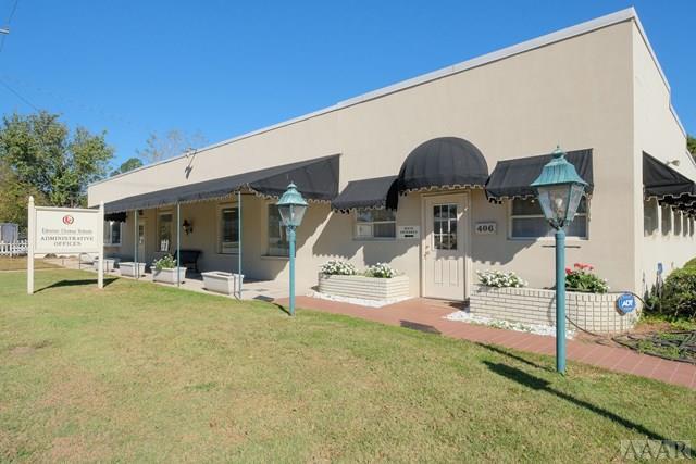 406 Queen Street W, Edenton, NC 27932 (MLS #88466) :: Chantel Ray Real Estate