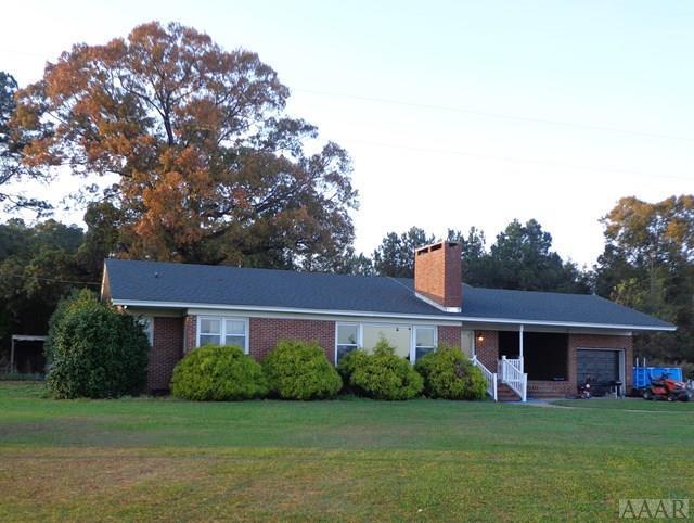 397 Perkins Road, Gatesville, NC 27938 (MLS #88712) :: Chantel Ray Real Estate