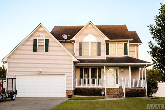 102 Center Cross Drive, Elizabeth City, NC 27909 (MLS #88732) :: Chantel Ray Real Estate