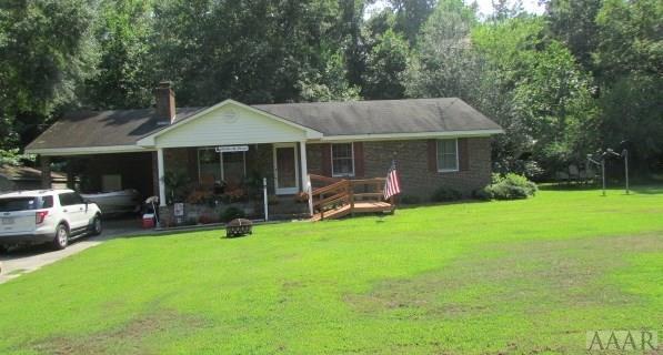 720 Swains Mill Road, Harrellsville, NC 27942 (MLS #88802) :: AtCoastal Realty
