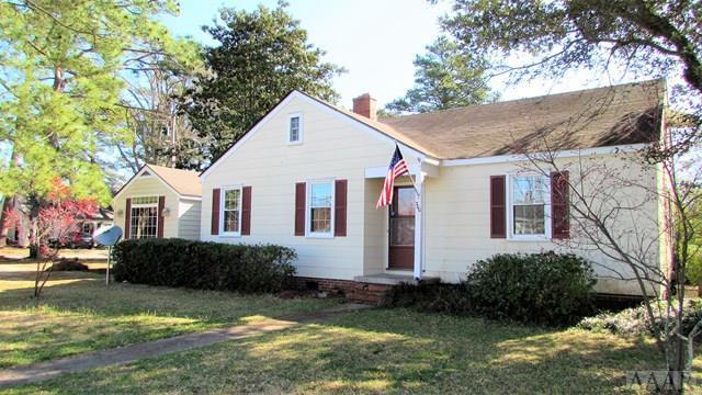 700 Wareham Street, Elizabeth City, NC 27909 (MLS #89331) :: Chantel Ray Real Estate