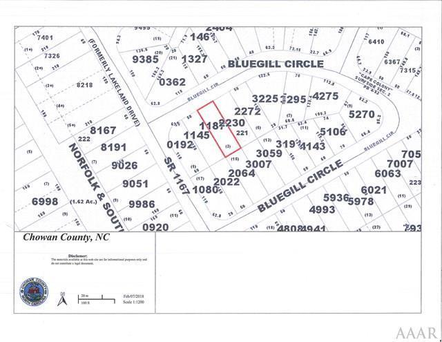 215 Bluegill Circle, Edenton, NC 27932 (MLS #89472) :: AtCoastal Realty