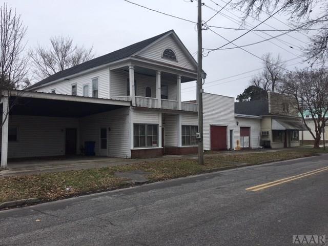 100&102 Oakum Street S, Edenton, NC 27932 (MLS #89535) :: Chantel Ray Real Estate