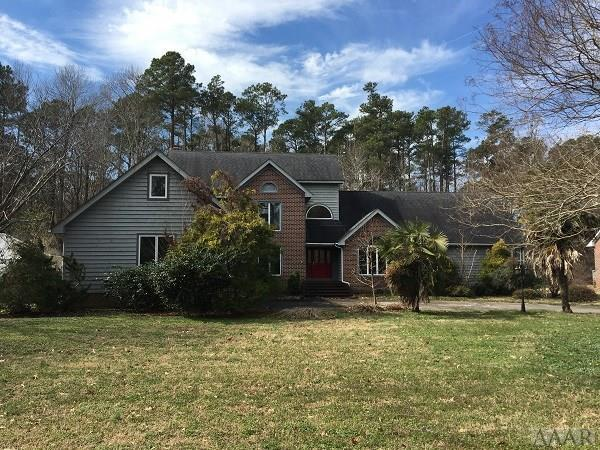207 Small Drive, Elizabeth City, NC 27909 (MLS #89583) :: AtCoastal Realty