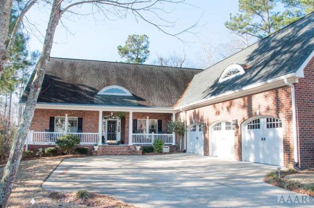 139 New River Drive, Hertford, NC 27944 (MLS #89698) :: Chantel Ray Real Estate