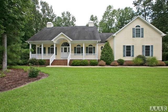 123 Morgana Drive, Hertford, NC 27944 (MLS #89721) :: Chantel Ray Real Estate