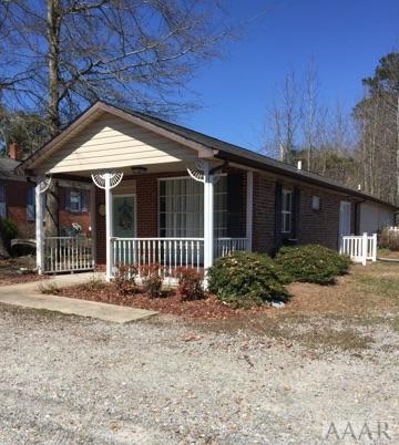 806 Queen Street W, Edenton, NC 27932 (MLS #89907) :: Chantel Ray Real Estate