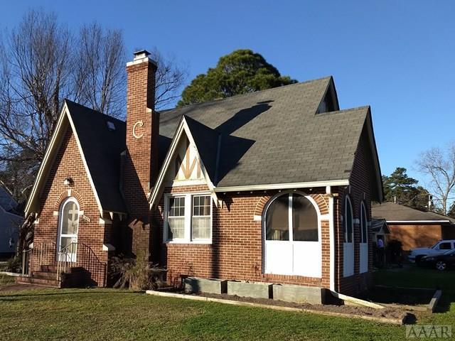1008 Hunnicutt Avenue, Elizabeth City, NC 27909 (MLS #90144) :: Chantel Ray Real Estate