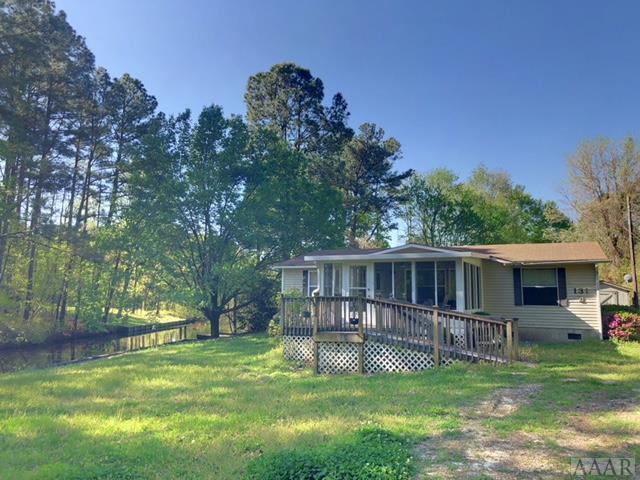 131 Windward Drive, Hertford, NC 27944 (MLS #90695) :: AtCoastal Realty