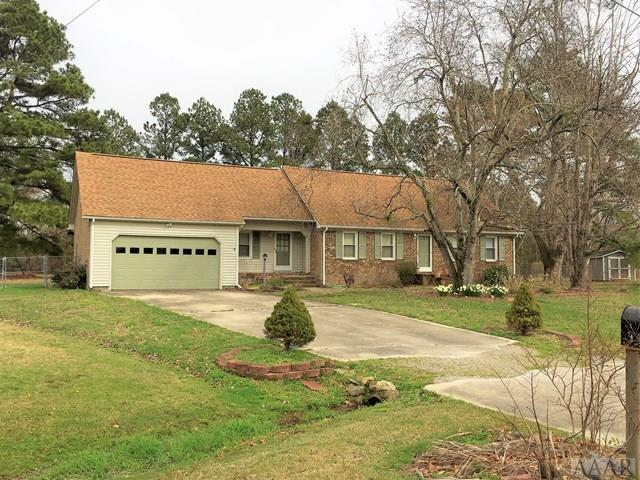 420 Hickory Drive, Elizabeth City, NC 27909 (MLS #91069) :: AtCoastal Realty