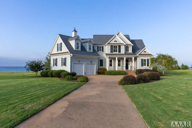 334 Bay Point Dr, Edenton, NC 27932 (MLS #91523) :: Chantel Ray Real Estate