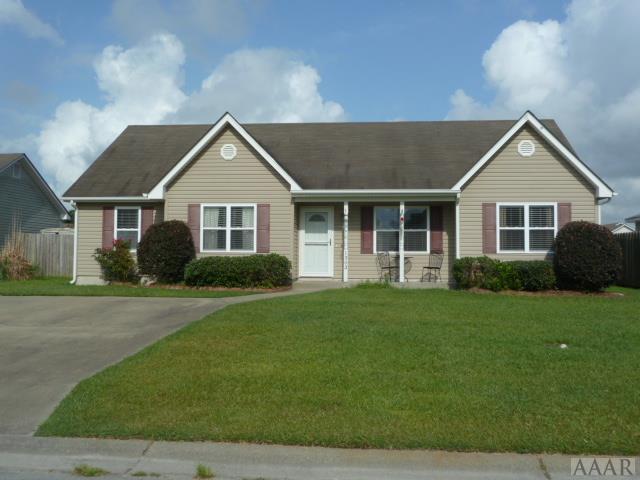 1303 Jessica Street, Elizabeth City, NC 27909 (MLS #91639) :: Chantel Ray Real Estate