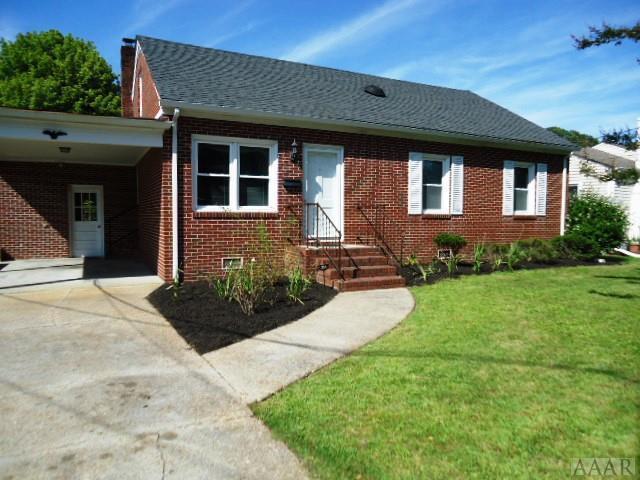 916 Hunnicutt Avenue, Elizabeth City, NC 27909 (MLS #91657) :: Chantel Ray Real Estate