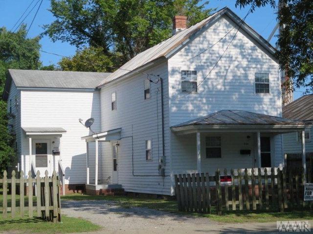 313 Granville Street N, Edenton, NC 27932 (MLS #91772) :: Chantel Ray Real Estate