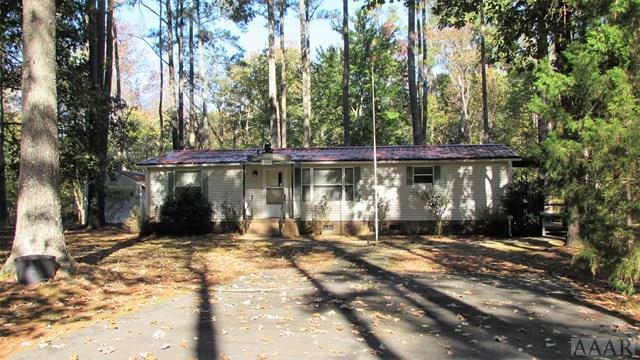 204 Shady Lane, Hertford, NC 27944 (MLS #91870) :: Chantel Ray Real Estate