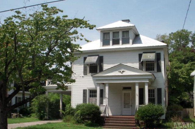 805 Raleigh St, Elizabeth City, NC 27909 (#92267) :: The Kris Weaver Real Estate Team
