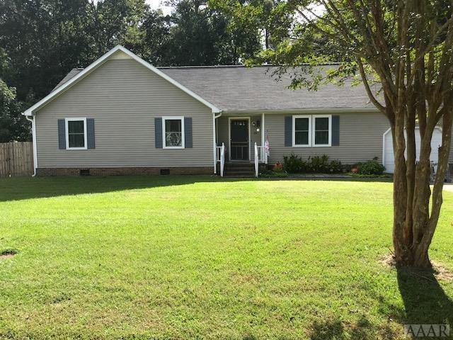 108 Shanna Drive, Elizabeth City, NC 27909 (MLS #92624) :: AtCoastal Realty