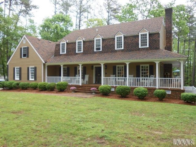 11 Quail Hollow Road, Murfreesboro, NC 27855 (#92752) :: The Kris Weaver Real Estate Team