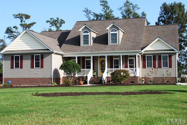 205 Dockery Drive, Hertford, NC 27944 (MLS #93025) :: AtCoastal Realty