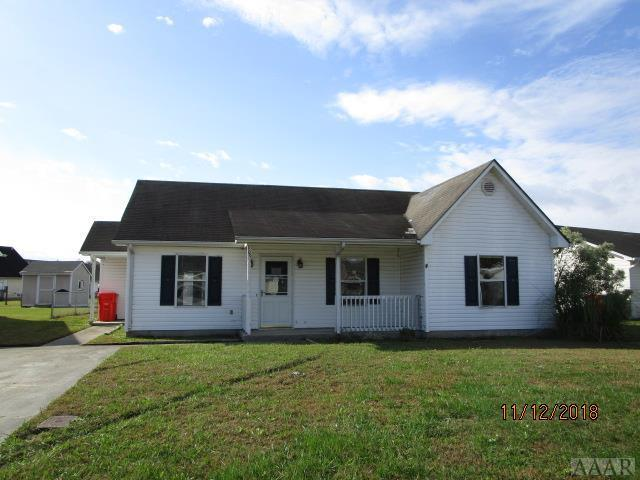 109 Summerfield Street, Elizabeth City, NC 27909 (MLS #93218) :: AtCoastal Realty