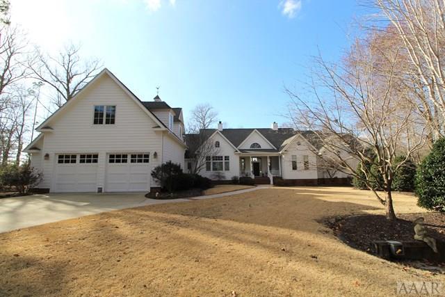 122 Perrys Cove Drive, Hertford, NC 27944 (MLS #93228) :: Chantel Ray Real Estate