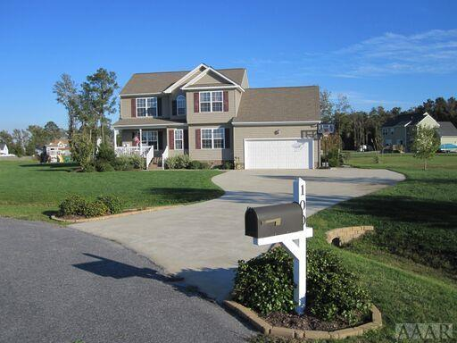 100 Camelot Court, Elizabeth City, NC 27909 (MLS #93720) :: Chantel Ray Real Estate