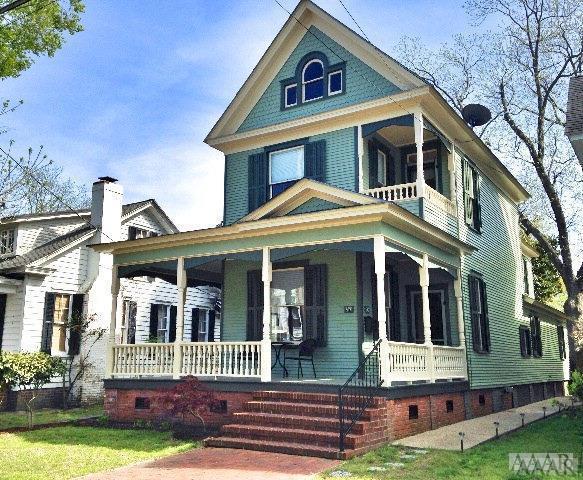 407 Main Street W, Elizabeth City, NC 27909 (MLS #93988) :: AtCoastal Realty