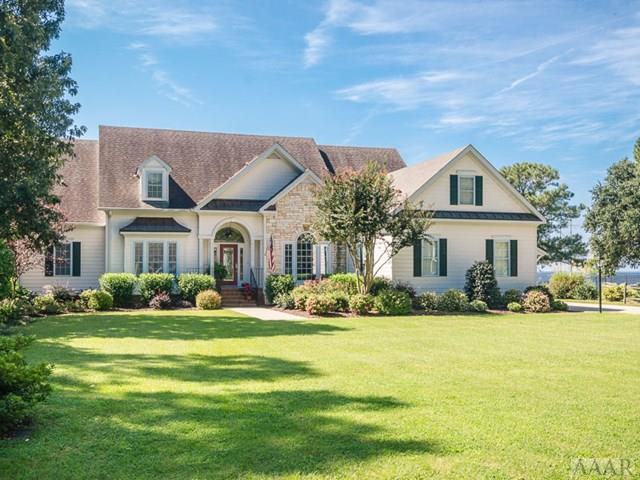 116 Horniblow Point Road, Edenton, NC 27932 (MLS #94142) :: Chantel Ray Real Estate