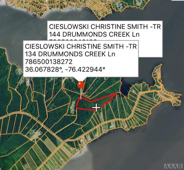 134 Drummonds Creek Lane, Edenton, NC 27932 (MLS #94311) :: AtCoastal Realty