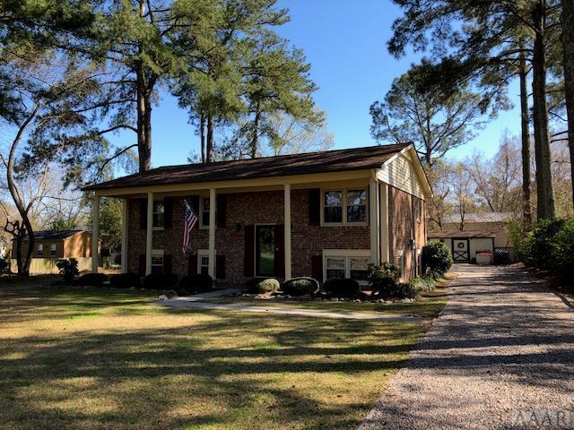 911 Queen Street W, Edenton, NC 27932 (MLS #94696) :: AtCoastal Realty