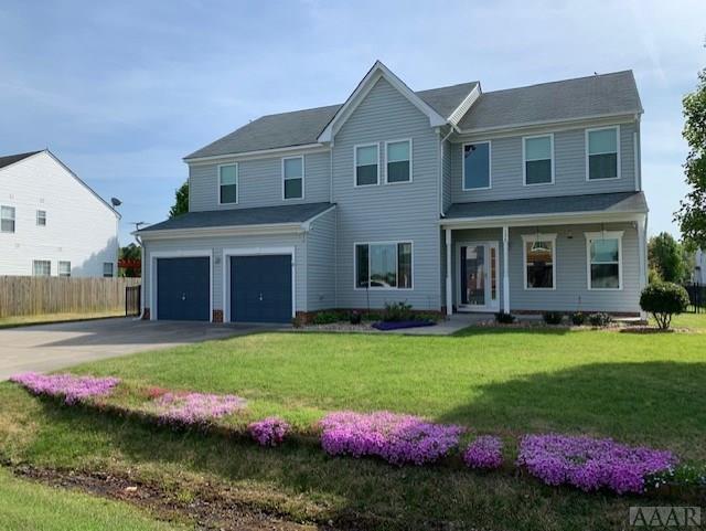136 Eagleton Circle, Moyock, NC 27958 (MLS #94891) :: AtCoastal Realty