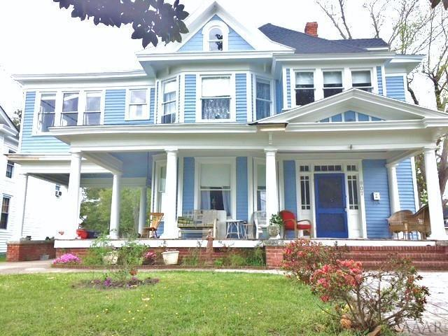 907 Poindexter Street N, Elizabeth City, NC 27909 (MLS #94906) :: Chantel Ray Real Estate